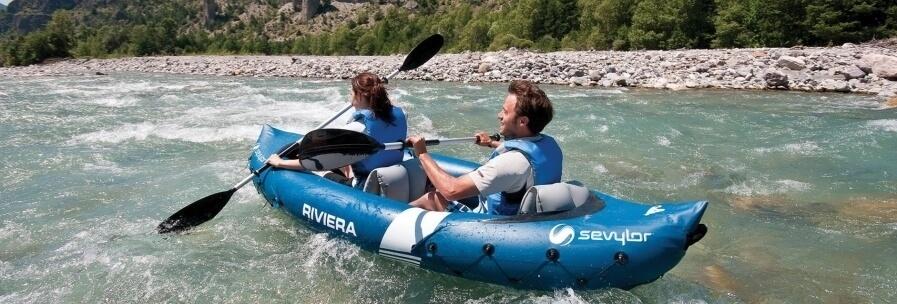 Beste opblaasbare kano van 2021